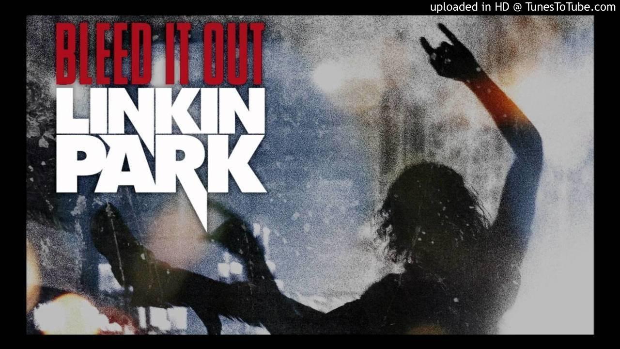Bleed It Out [DEMO Vs. ALBUM Mashup]