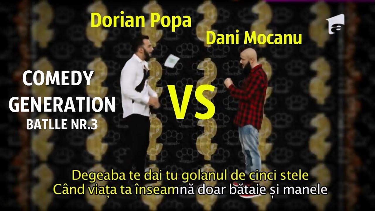 Bătălia în rime! Dorian Popa vs  Dani Mocanu