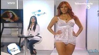 Diario de Diana - Pijamas Adriana Arango Bésame 26 octubre 2010.