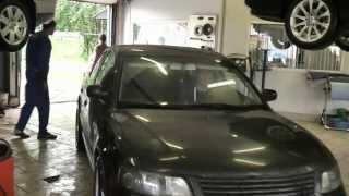 Катализатор на автомобиль .Удаление катализатора и замена гофры на авто Volswagen Passat.(, 2013-07-08T17:12:03.000Z)