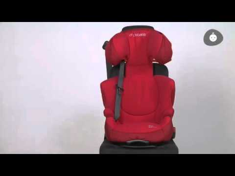 Maxi Cosi Rodi Airprotect How To Install The Car Seat Youtube