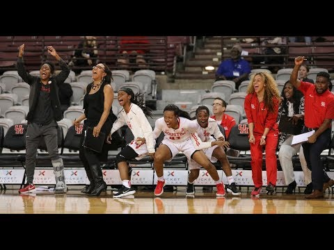Women's Basketball: UCF at Houston
