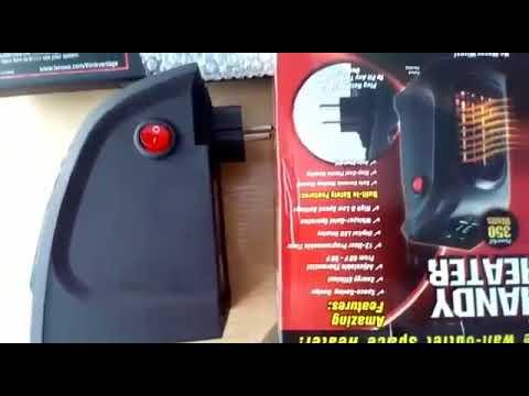 Видеоответ каналу по обогревателю Handy Heater (с отзывами живых клиентов)