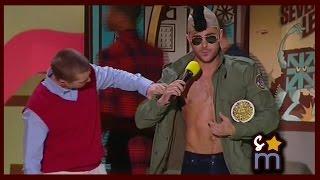 2015 MTV Movie Awards Highlights: Zac Efron Shirtless Dave Franco Crotch Grab, Channing Tatum Twerk