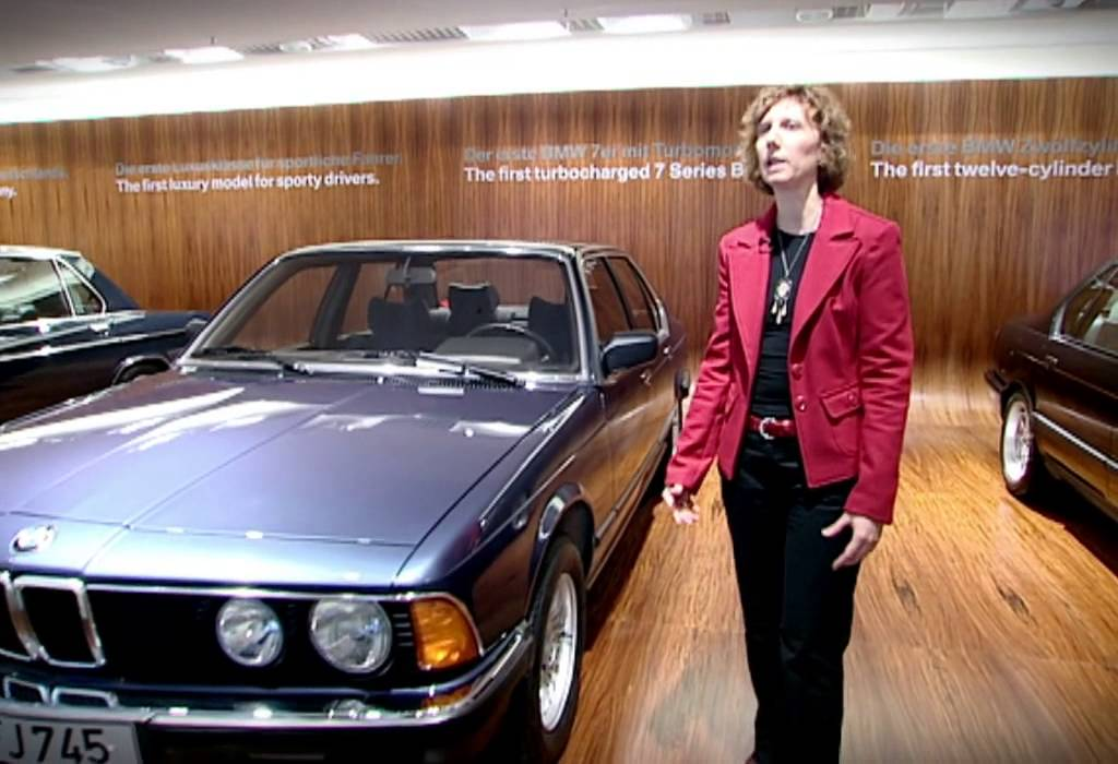 1977 – BMW 7 SERIES e23 - YouTube
