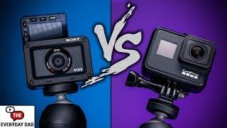 Sony RX0 II VS GoPro Hero 7 Black | Killing the Action Camera?!