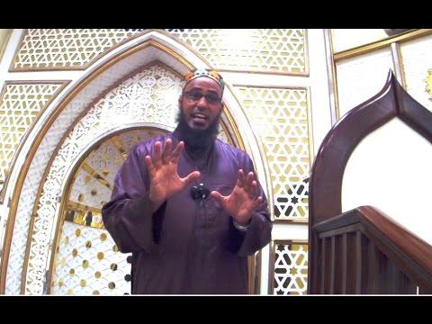 A importância dos laços familiares - Sheikh Takdir Abdula