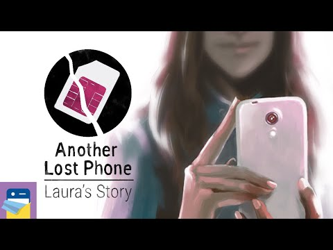 Another Lost Phone: Laura's Story: iOS iPhone Gameplay (by Accidental Queens / Plug In Digital)