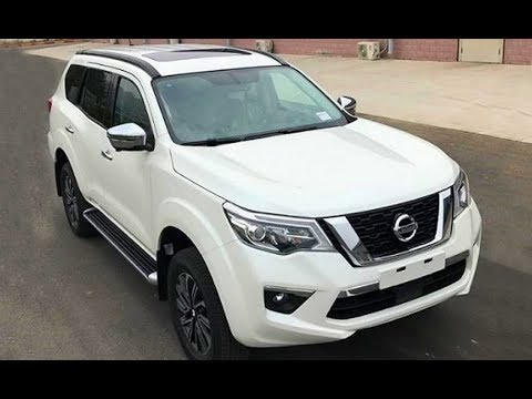 2019 Nissan Terra SUV (7-Seats) Exterior and Interior ...