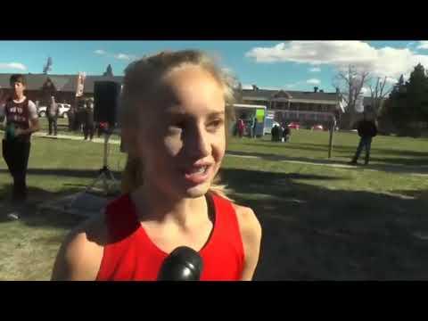 Wyoming High School Girls Cross Country Individual Winners 2017