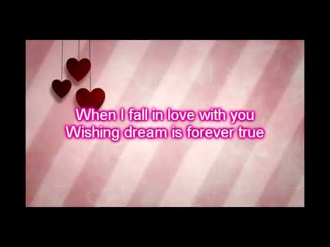 Matthew Deane - When I fall In Love (Lyrics)