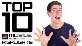 Meine TOP 10 Highlights vom MWC 2015! - felixba