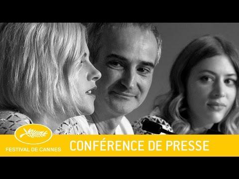 PERSONAL SHOPPER - Conférence de Presse - VF - Cannes 2016
