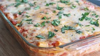 Mom's Easy Baked Ziti Recipe