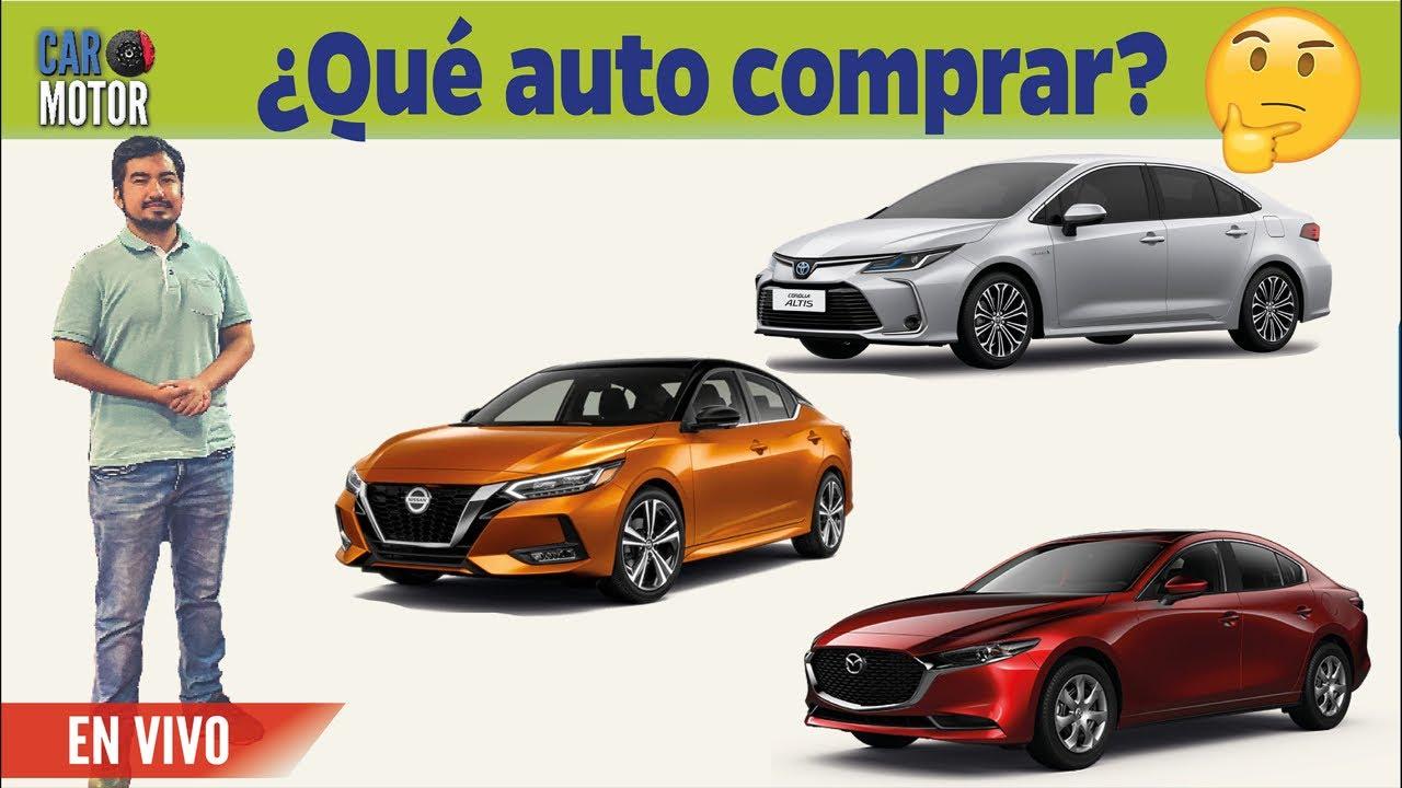 Qué auto quieren comprar?😎 - En Vivo