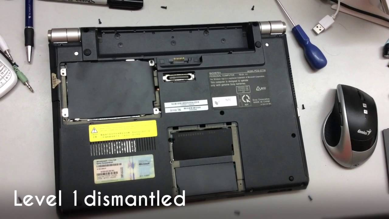 Sony vaio t13 review 2 alphr - Dismantle A Sony Vaio