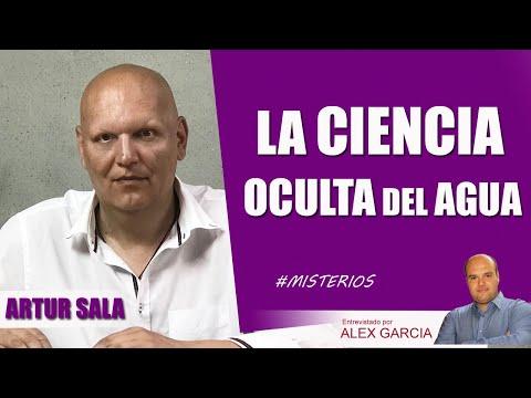La ciencia oculta del agua en Galaxia, el programa de Alex Garcia.