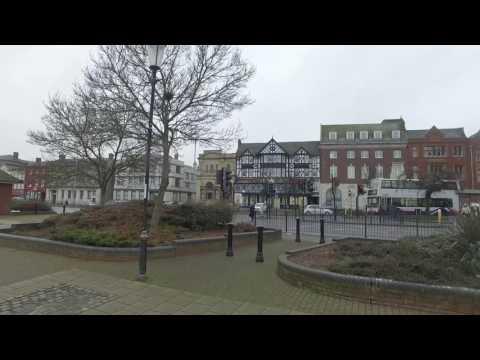 Great Yarmouth flood Video fri 13th 2017