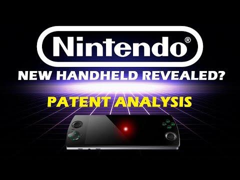 New Nintendo Handheld Revealed? Patent Analysis
