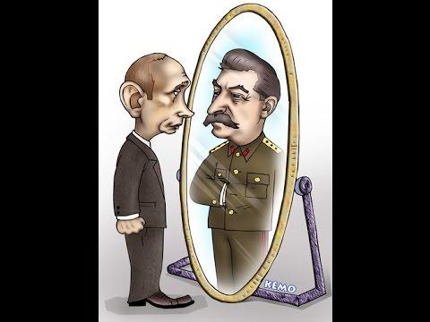 Хазанов - Сталин. Пародия. - YouTube