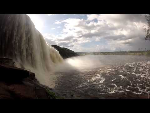 Trip to Venezuela Canaima Angel Falls 2012