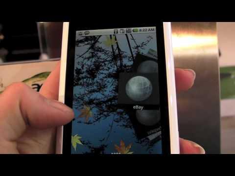 Acer Liquid e preview