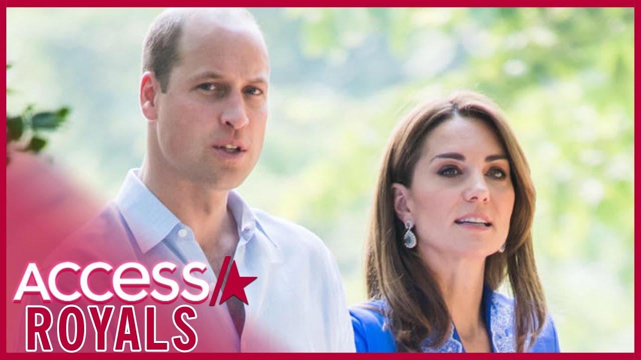 Kate Middleton & Prince William's Social Media Pages Undergo Major Change