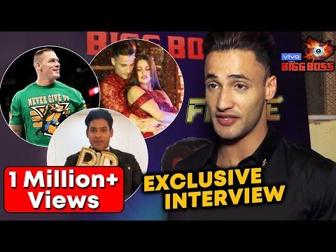Asim Riaz Interview After Bigg Boss 13   John Cena, Himanshi Khurana, Sidharth Shukla   BB 13