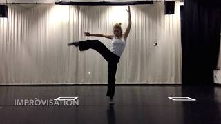Dance Reel Verena Pircher April 2019