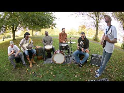 Under African Skies - Mankala Plays Graceland by Paul Simon
