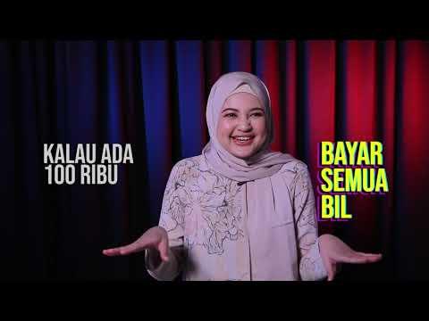 Nisha Ezzati - Rapid Questions | Anugerah Instafamous