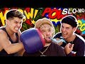 PUNCHING FINISH THE LYRIC CHALLENGE IN SLOW-MO (W/ ALEX WASSABI)