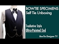 Bow Tie Brand online shop for sale/Ultra-Pointed End/BOWTIE SPECIMENS