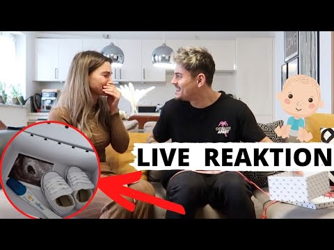 DU WIRST PAPA 👶🏼🍼 LIVE REAKTION !!! | TBATB