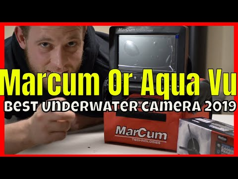 NEW Marcum QUEST HD Underwater Fishing Camera Review