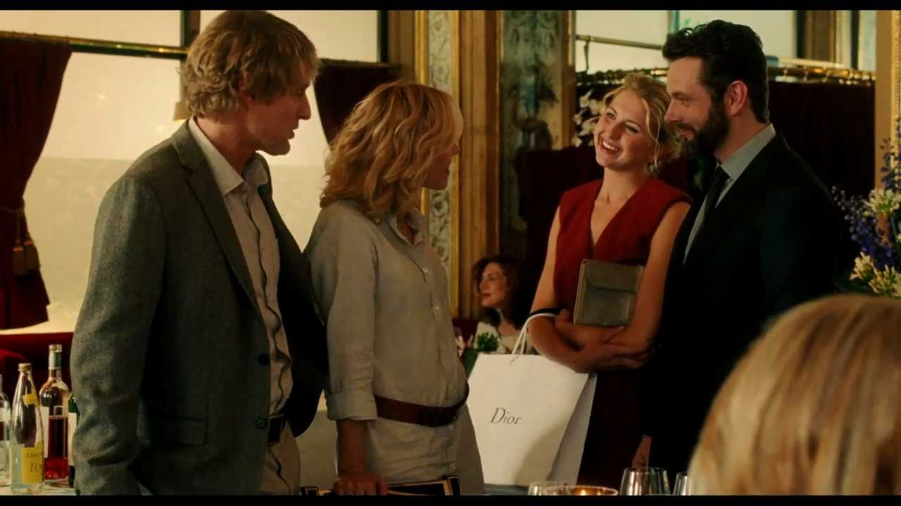 MIDNIGHT IN PARIS (2011) - Official Movie Trailer
