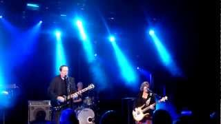 The Scene, Rauw Hees Teder, Live in de Vorstin, Hilversum, 13-10-2012