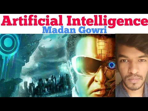 Artificial Intelligence 🤖| Tamil | Madan Gowri | MG