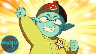 Top 10 Weakest Anime Villains