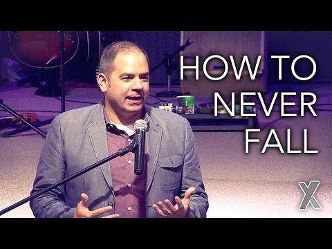 """""""How To Never Fall"""" - Cortt Chavis"""