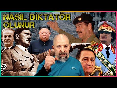 Diktatörlük Sanatı (Nasıl Diktatör Olunur)