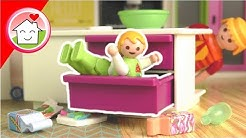 Playmobil Film deutsch - Alex und Paul spielen Verstecken - Kinder Spielzeug Video - Familie Hauser