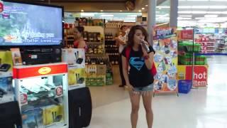 Download A Random Girl Steps Up To A Karaoke Machine and Floors Everyone