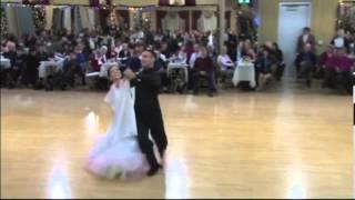 Enzo Zappia & Mary Ann Nichols Pro-Am Slow Waltz