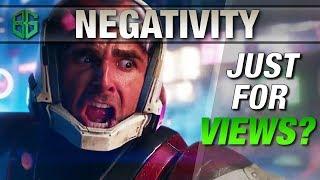 What YongYea and BDobbinsFTW WON'T TELL YOU about Destiny 2 || Negativity for views?