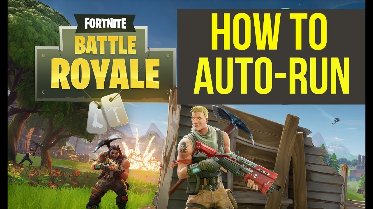 fortnite how to auto run auto rotate camera on ps4 no additional hardware needed - what does fortnite run on