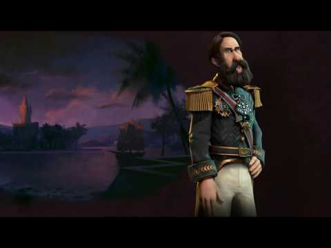 Brazil Theme - Atomic (Civilization 6 OST) | Brejeiro