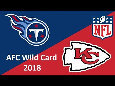 the best attitude dd7c8 3e492 Tennessee Titans at Kansas City Chiefs 🏈   AFC Wild Card 2018   NFL 2017   Madden 18