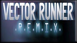 Vector Runner Remix Game