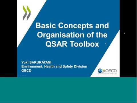 Webinar OECD & ECHA: QSAR Toolbox Version 4.0 Features
